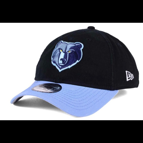 f017366521a96c New Era Memphis Grizzlies 9twenty 2 tone Dad hat. NWT